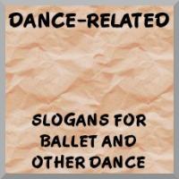 Dance, ballet merchandise