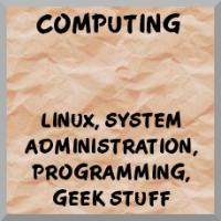 Computing, Linux, geek merchandise