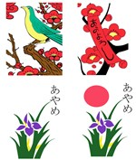 Hanafuda(Japanese Card Game)