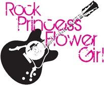 Rock Princess Flower Girl