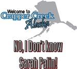 No, I Dont Know Sarah Palin