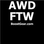 AWD - FTW by BoostGear.com