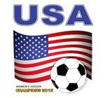 USA women's Soccer 2015