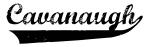 Cavanaugh (vintage)