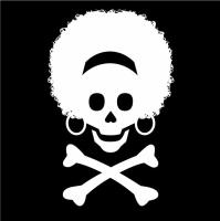 The NEW Curly Girly Skull Store