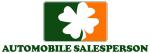 Irish AUTOMOBILE SALESPERSON