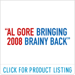 Al Gore - Bringing Brainy Back