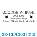 George W. Bush Obituary