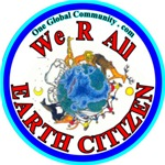 WE R ALL EARTH CITIZENs