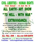 ALL EARTH - ART SHOW