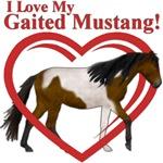 Love My Gaited Mustang