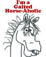 Gaited Horse-Aholic