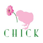 Chick and Flower