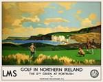 Northern Ireland, Golf