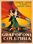 Dancing, Vintage Poster
