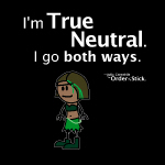 Julia: I'm True Neutral...