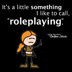 Haley: Roleplaying