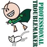 Belkar: Professional Troublemaker