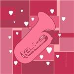 Tuba Hearts