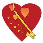 Alto Clarinet Heartsong
