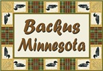 Backus Minnesota Loon Shop