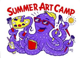 Octopus Art Camp