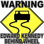 Anti-Liberal Edward Kennedy Drunk Driver Design