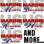 US Marines Corps Stars & Stripes Family Design