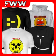 Smiley Face Central Fun & Funny  T-shirts & Gifts