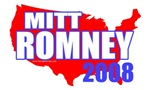 Mitt Romney 2008 USA T-shirts & Gifts