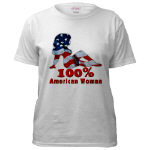American Woman T-shirts & Apparel