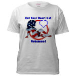 Eat Your Heart Out T-shirt & Apparel