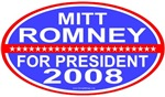 Mitt Romney President 2008 GOP T-shirts & Gifts
