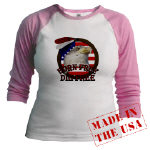 Born Free American Eagle Patriotic T-shirts