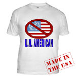U.N. American (unAmerican) T-shirts and Wear