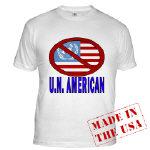 U.N. American (unAmerican) T-shirts and Wear