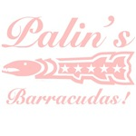 Palin's Barracudas T-shirts & Gifts
