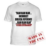 Liberal Argument T-shirts & Clothing
