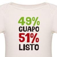 49% Guapo 51% Listo