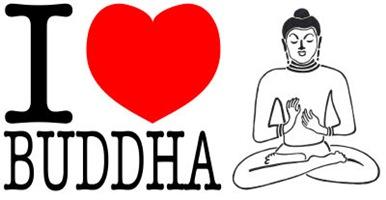 I Love Buddha