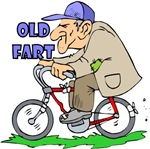 Old Fart - t-shirts and gifts