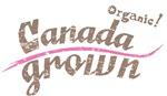 Organic! Canada Grown