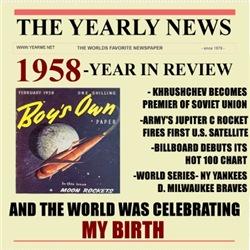 born in 1958 birthday gift