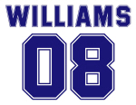 WILLIAMS 08