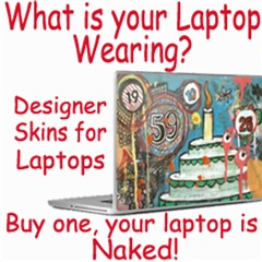 What is Your Laptop Wearing ?