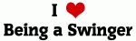 I Love Being a Swinger