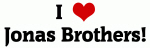 I Love Jonas Brothers!