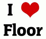 I Love Floor