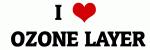 I Love  OZONE LAYER