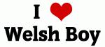 I Love Welsh Boy